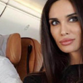 Жена Мамаева удалила профиль в Instagram