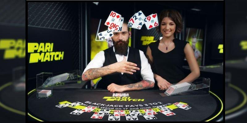 Parimatch запускает единственный в мире Live MMA Casino