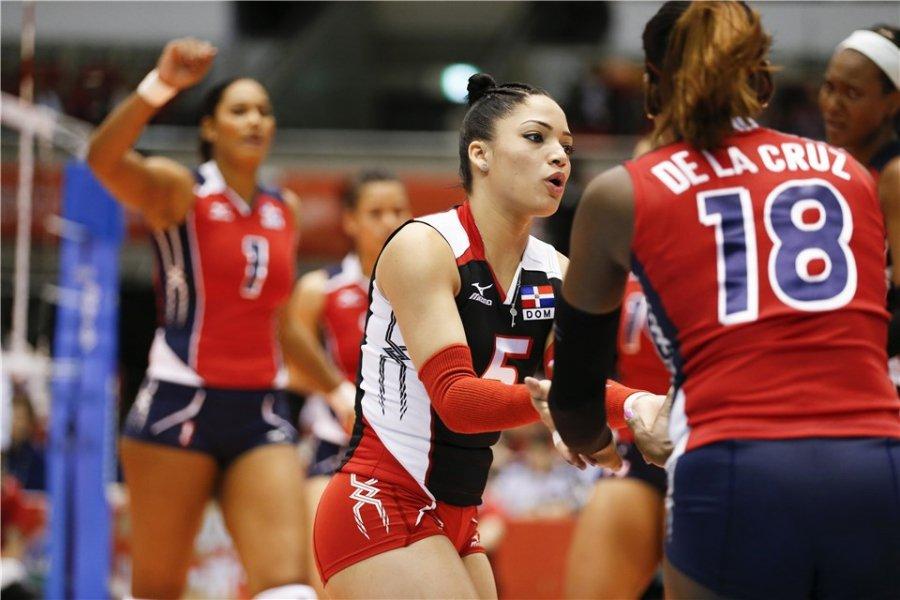 Сборная Доминиканы по волейболу