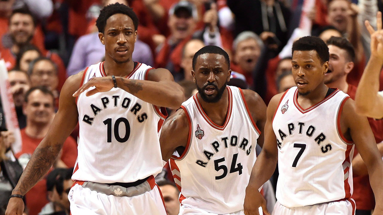 Финал НБА, Торонто Рэпторс