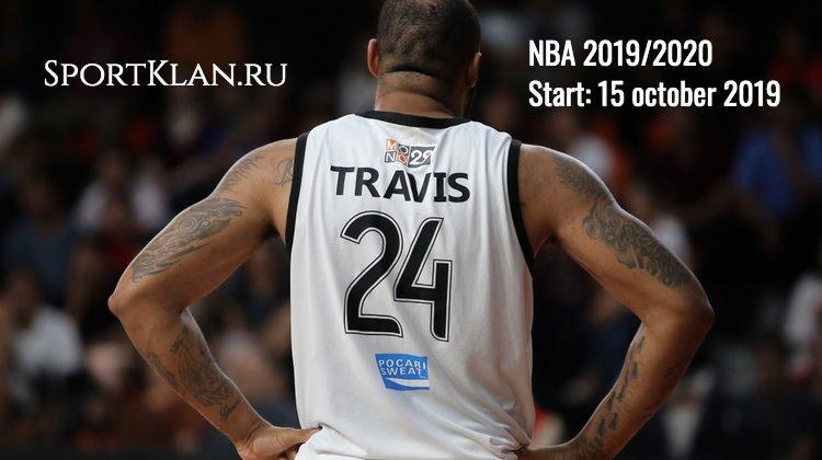 Cезон НБА 2019/2020. Ожидания и прогнозы.