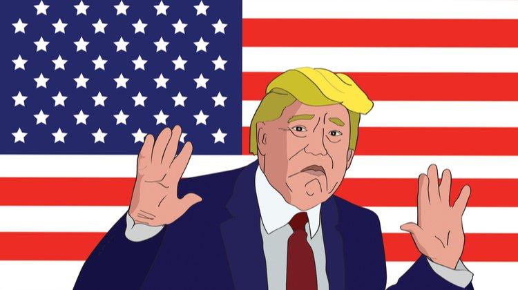 Рекордная ставка на Трампа перебила рекордную ставку на Байдена