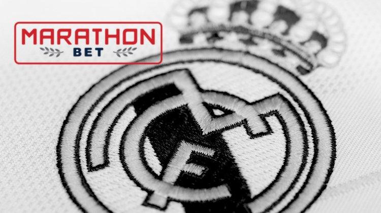 БК Marathonbet и Реал Мадрид стали партнёрами