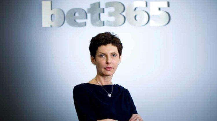 Самым богатым букмекером BET365 управляет женщина