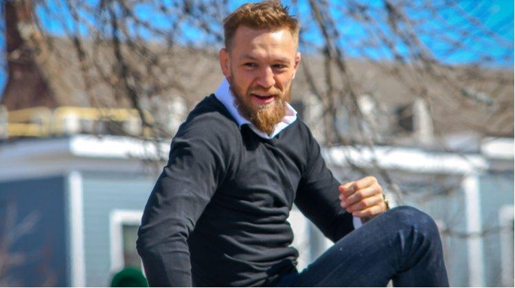 Макгрегор выбирает очередного ветерана UFC