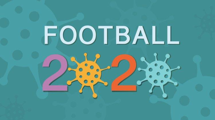 Футболисты – новые супергерои планеты. Главный злодей – коронавирус.