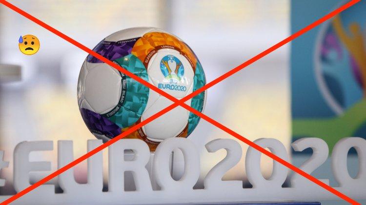 ЕВРО-2020 отменен. Перенесли на 2021.