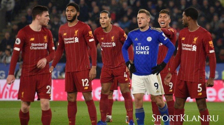 Сборная лучших игроков АПЛ 2019/2020 от Sky Sports