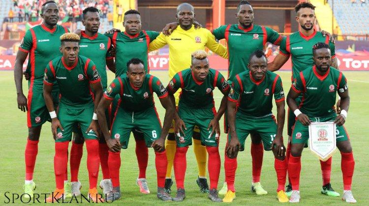 Бурунди — там тоже есть футбол!