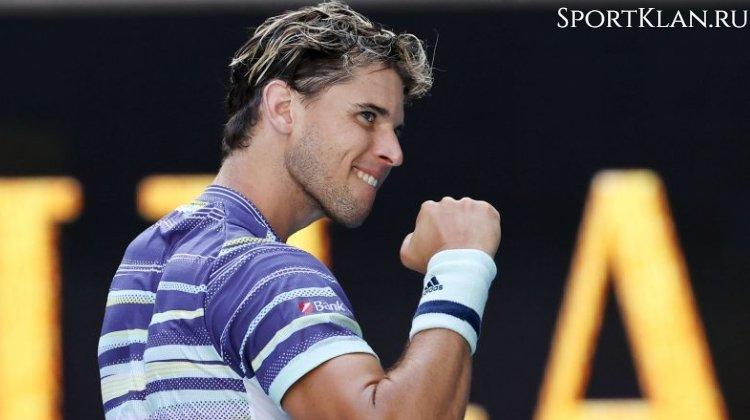Теннис возвращается? Доминик Тим вселяет надежду