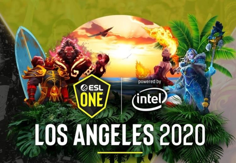 ESL One Los Angeles