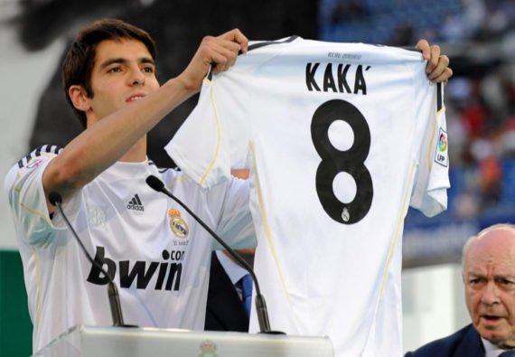 Кака Реал Мадрид
