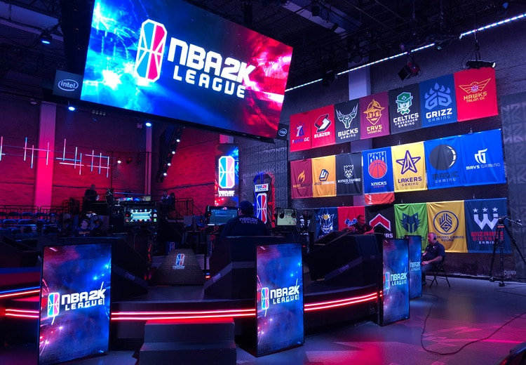 НБА 2k Лига