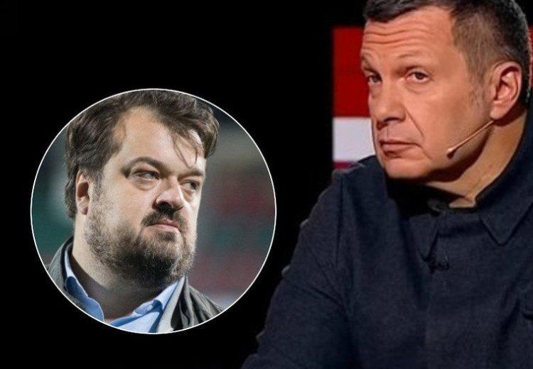 Василий Уткин и Владимир Соловьёв