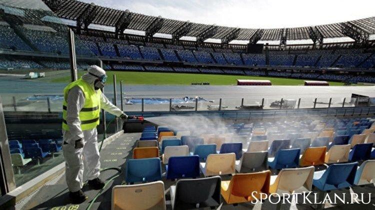 На стадионах спасают жизни. Какие арены переделаны под больницы?