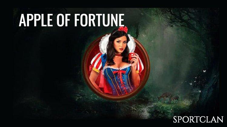 Игра Apple Of Fortune (Яблочки) в 1хбет