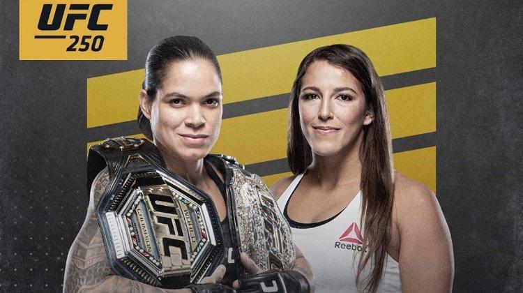 UFC 250. Обзор главного боя вечера