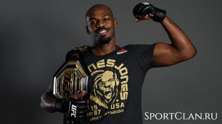 Джонатан Джонс. История величайшего бойца UFC