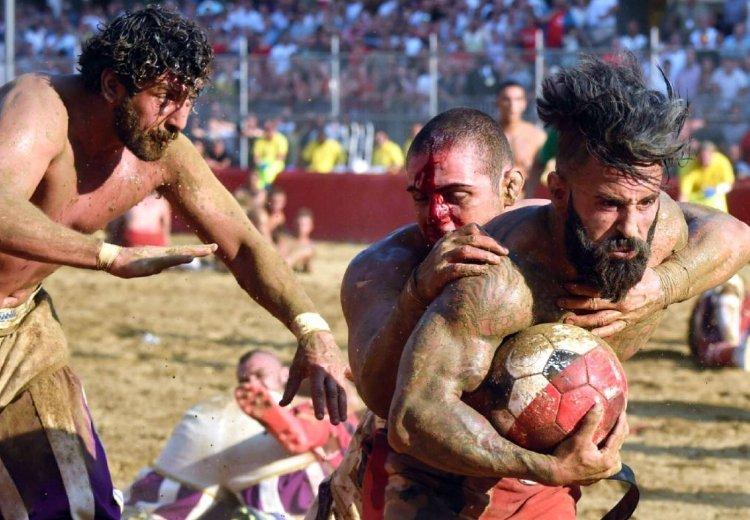 футбол флорентийский