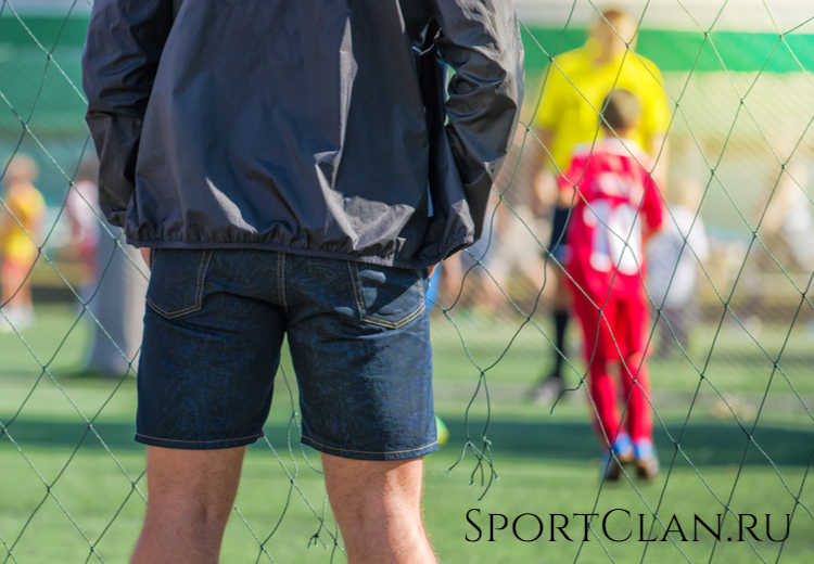 футбол агент дети