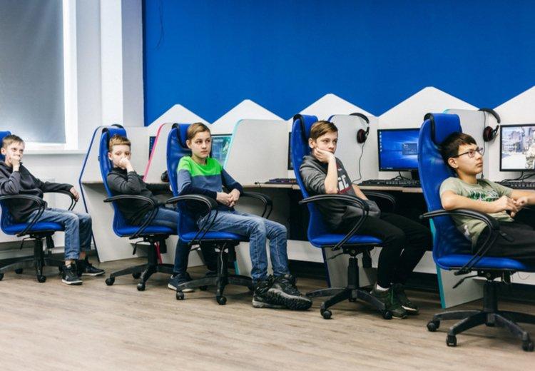 киберспорт дети