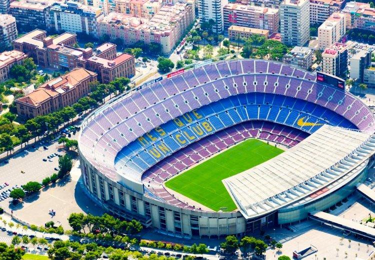 Камп Ноу стадион футбольного клуба «Барселона»