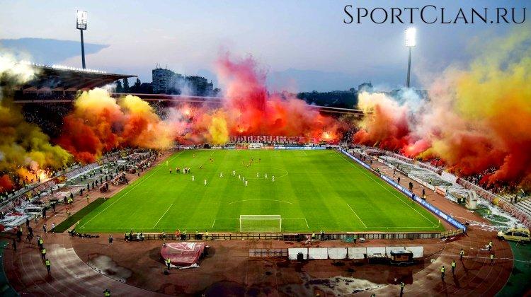 Самые эмоциональные стадионы. Рейтинг от France Football