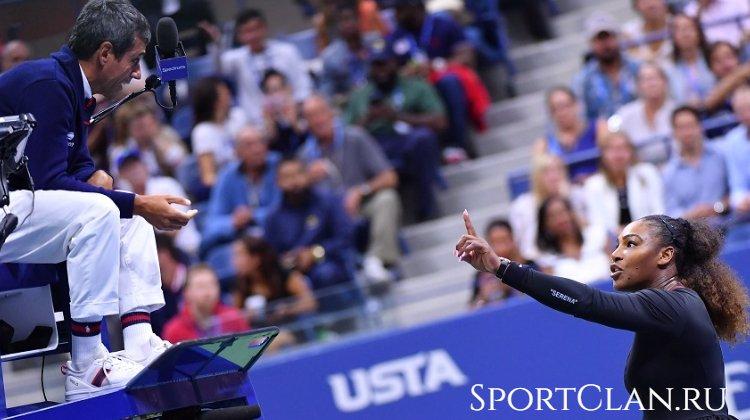 А судьи кто? Как теннисисты скандалят с арбитрами