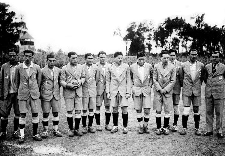 Сборная Бразилии по футболу 1930