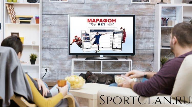 БК «Марафон» – генеральный партнер СК «Ротор»