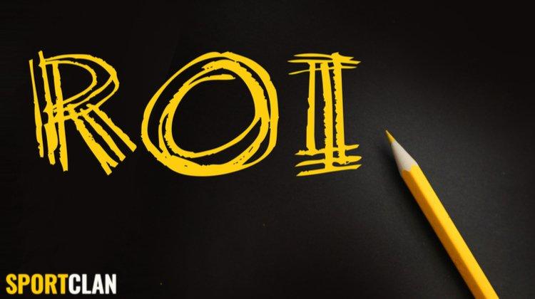 ROI в ставках на спорт: значение и формула