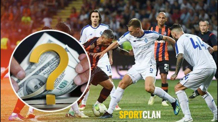 Исследование SportClan: зарплаты в украинском футболе