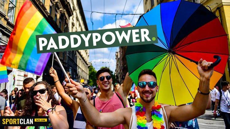 Paddy Power извинился за гомофобный ролик