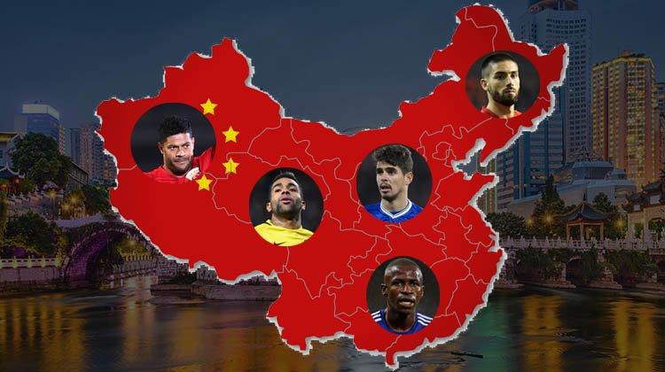 Восток – дело тонкое. Звезды футбола, променявшие карьеру на китайские деньги