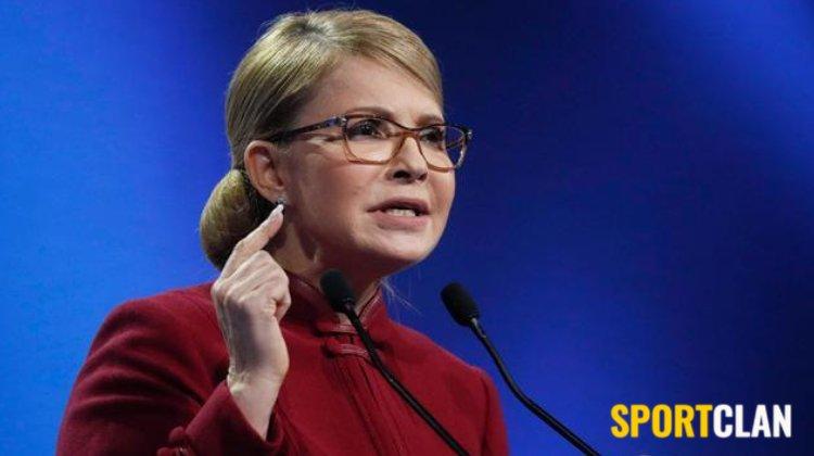 «Вредный, преступный и аморальный». Тимошенко об игорном законе в Украине
