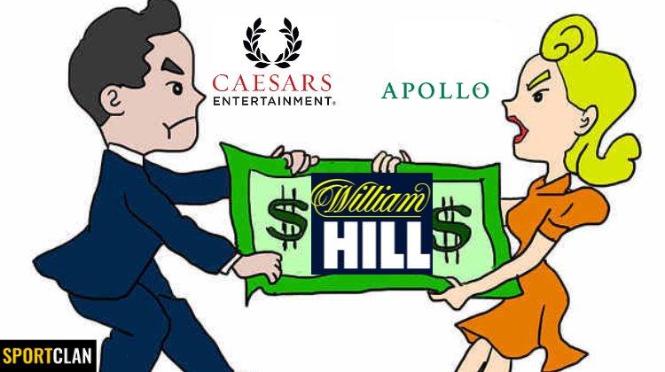 Кому достанется БК William Hill?