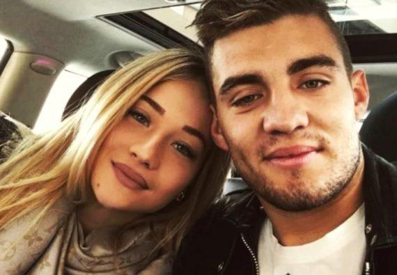 Матео Ковачич и жена