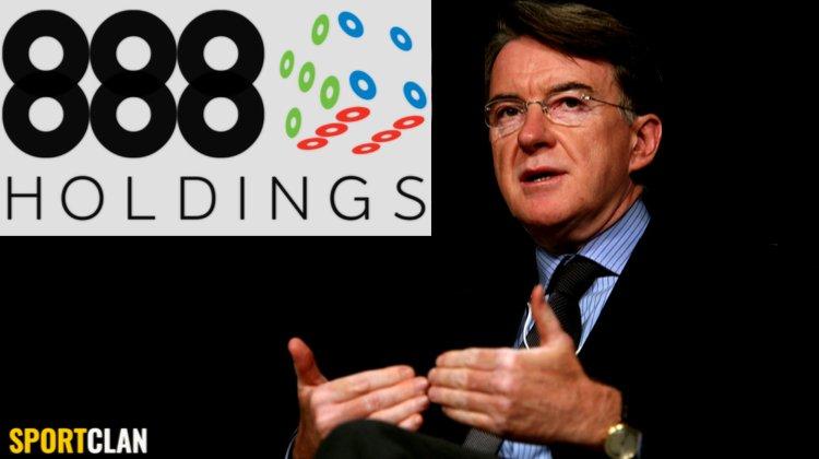 Тренд на политиков? Британский экс-министр – новый глава 888 Holdings
