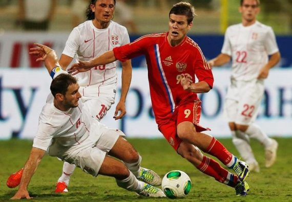 россия-сербия