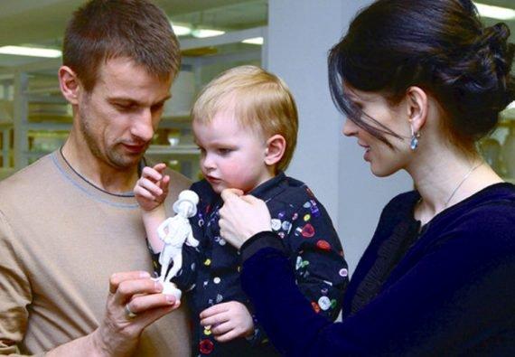 Сергей Семак удочерил девочку