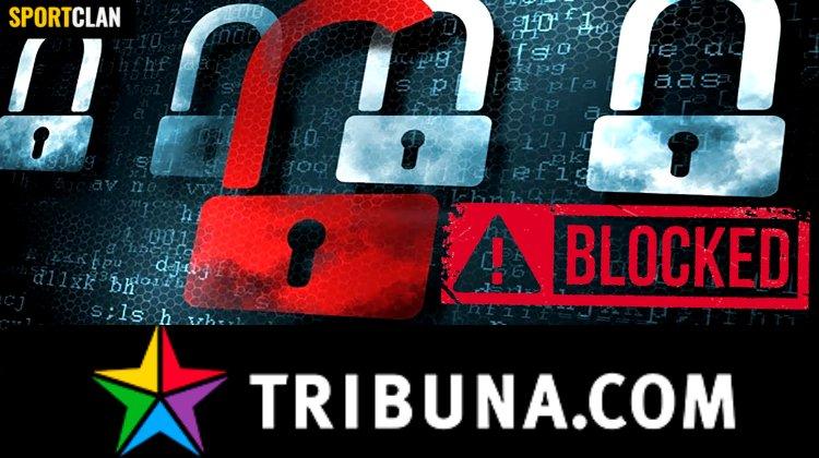 Как читать Трибуну, когда сайт заблокирован?