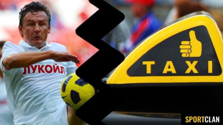 Футболисты-таксисты. Кто попал в сложную жизненную ситуацию?