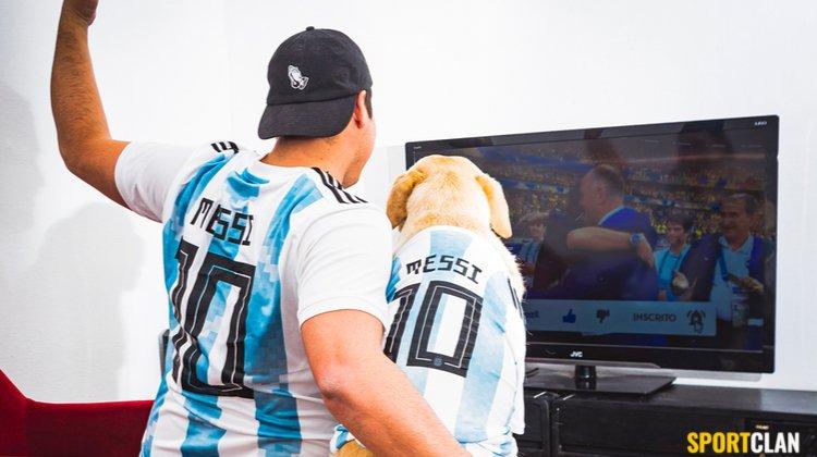Питомцы футболистов: собаки, коты, свинки и… львы