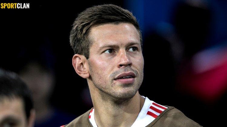 «Локомотив» может продать Смолова этим летом