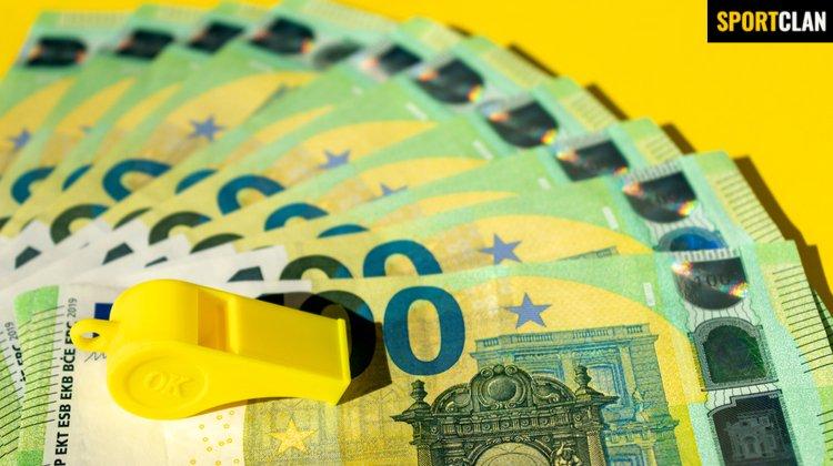 Целевые отчисления от букмекеров для РФС за 2020-й выросли в три раза