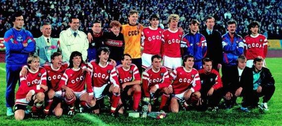 молодежная сборная СССР