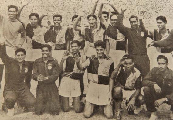сборная Индии Кубок Азии