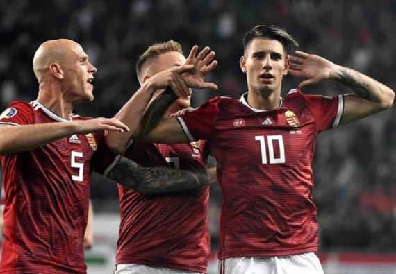 сборная венгрии