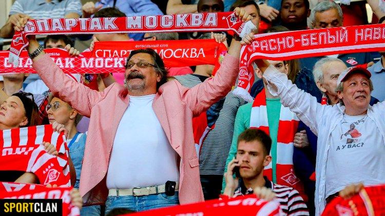 Известные болельщики российских футбольных клубов