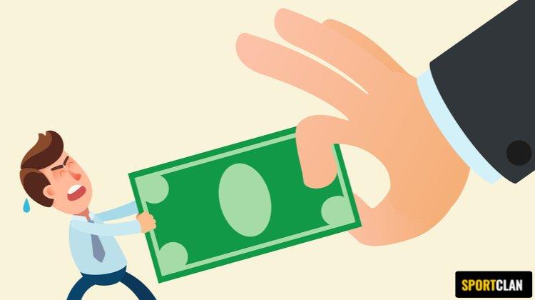 Дыра в законах: как вернуть деньги от проигрышей в казино и БК?